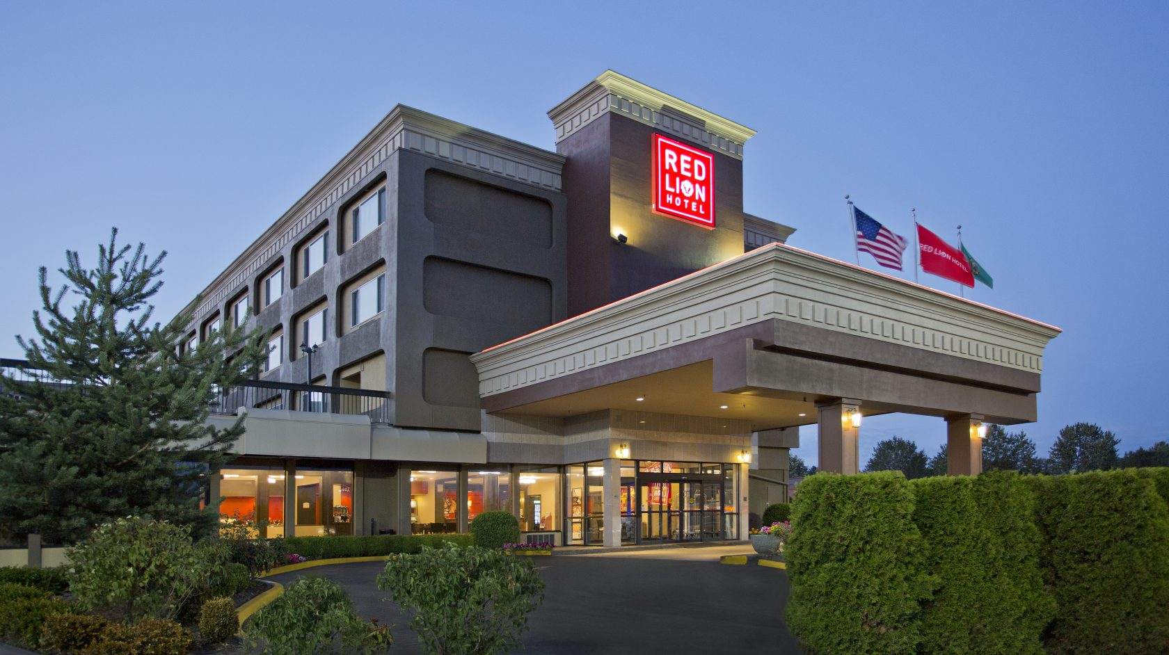 Tacoma Hotels | Red Lion Hotel Tacoma | Hotels In Tacoma