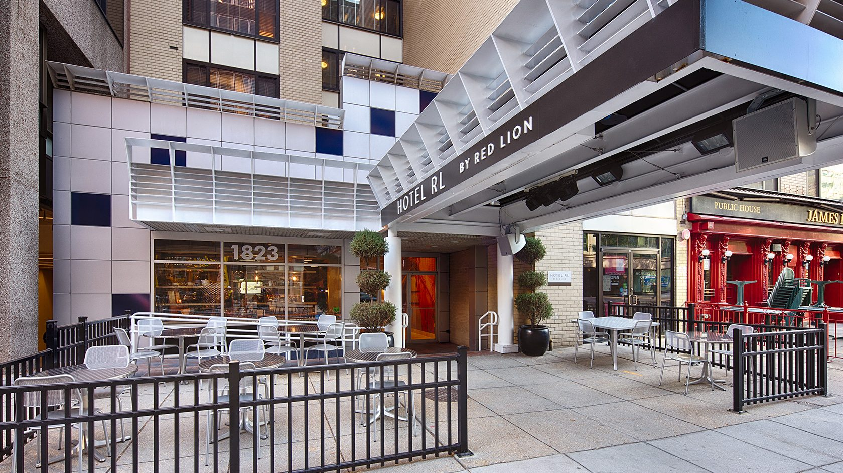 Boutique hotel in washington dc hotel rl washington dc for Boutique hotel washington dc