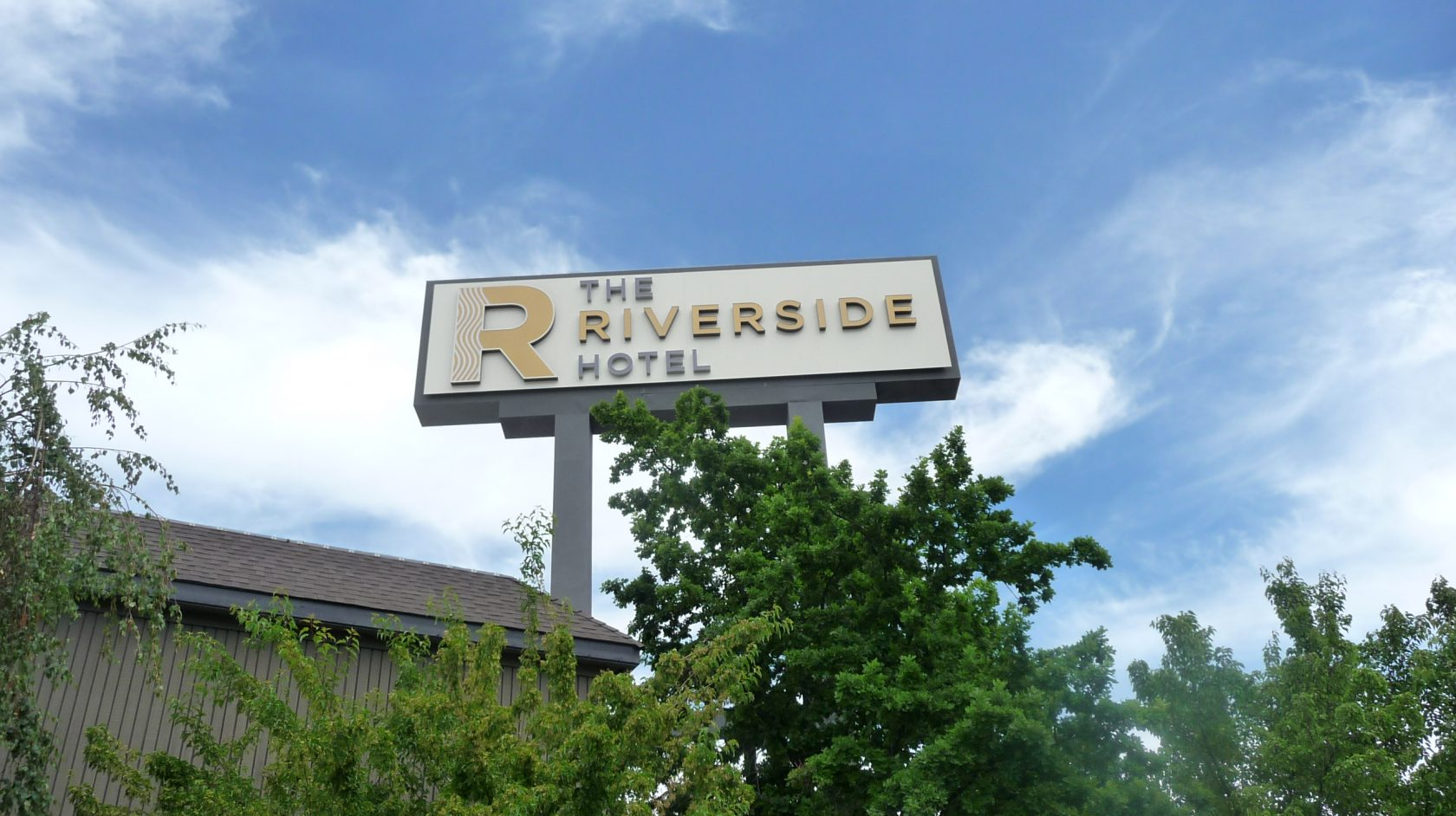 hotels near boise airport the riverside hotel. Black Bedroom Furniture Sets. Home Design Ideas