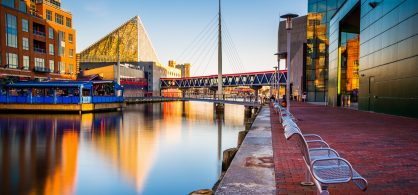 Baltimore National Aquarium Package