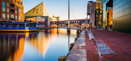 Explore the Inner Harbor