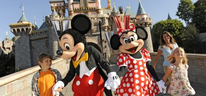 Descubrir Disneyland Resort
