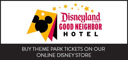 Disneyland Online-Ticket-Shop
