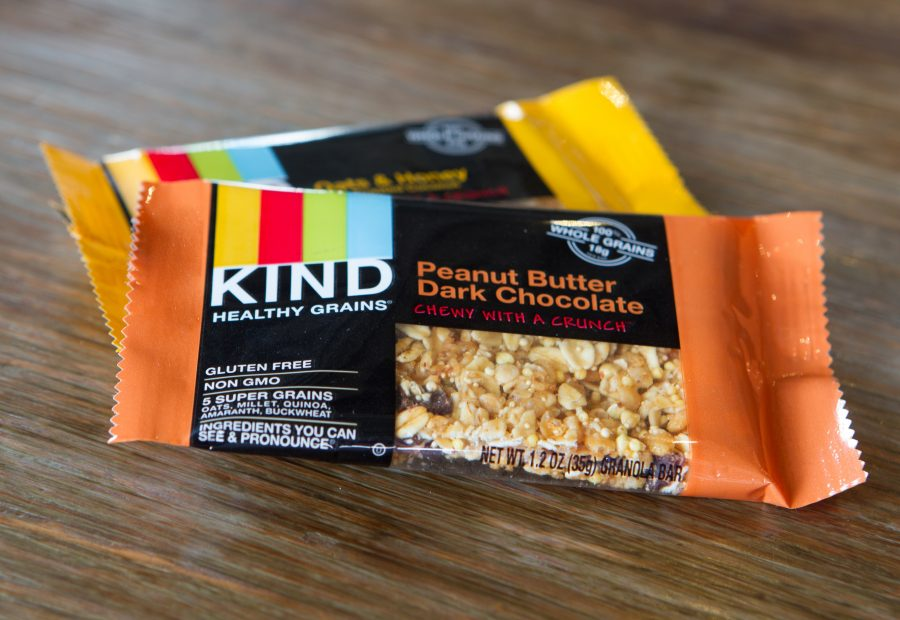 KIND Bars Offered to Hello Rewards Members Upon Check-In